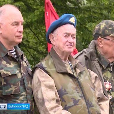 Легендарный разведчик Геннадий Юшкевич посетил места боевого пути своего отряда
