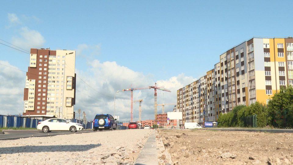 В областной столице идёт масштабная работа по реконструкции дорог